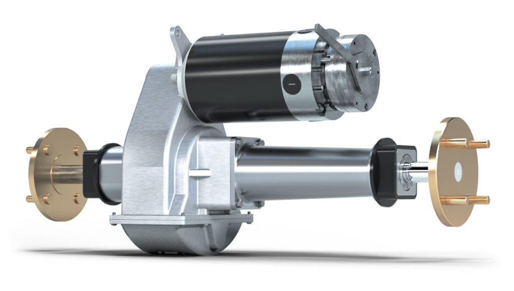 ASI Drives Launches MARK 600, Poised to Replace Internal Combustion Engines